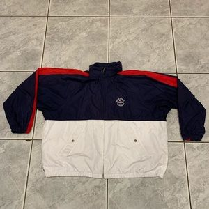 Polo sport Ralph Lauren windbreaker jacket hoodie